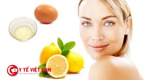 Lòng trắng trứng gà giúp bạn căng da mặt hiệu quả