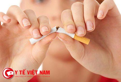 Bỏ thuốc giúp bạn sở hữu làn da đẹp hơn
