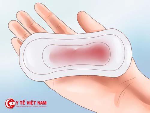 Hiện tượng chảy máu là hiện tượng của sảy thai
