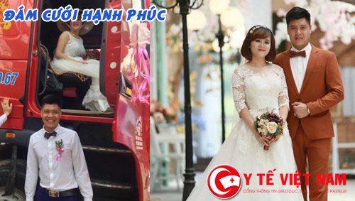 Đám cưới trai trường lái gái ngành Y