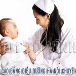 Đào tạo Cao đẳng Điều dưỡng