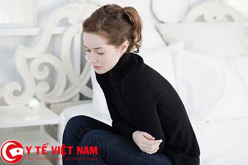 Triệu chứng của viêm đại tràng co thắt khiến người bệnh mệt mỏi