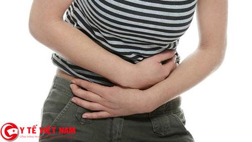 Người bị ung thư tuyến tụy sẽ bị đau bụng