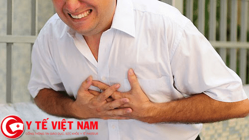 Đau tức ngực triệu chứng nhận diện bệnh ung thư thực quản