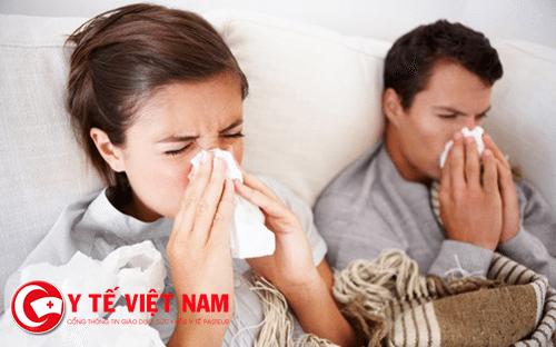 Cúm A/H1N1 bùng phát dịp cuối năm