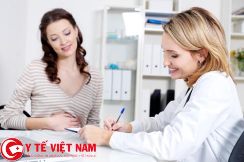Điều trị bệnh nhiễm trùng tiết niệu ở phụ nữ