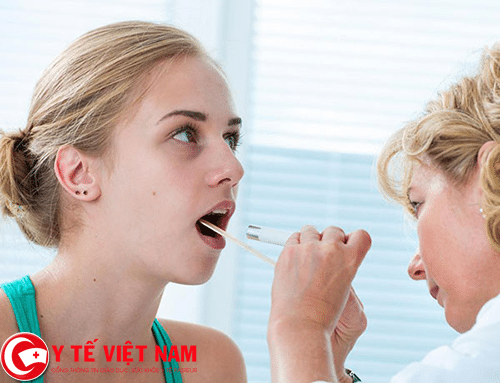 Điều trị bệnh ung thư lưỡi