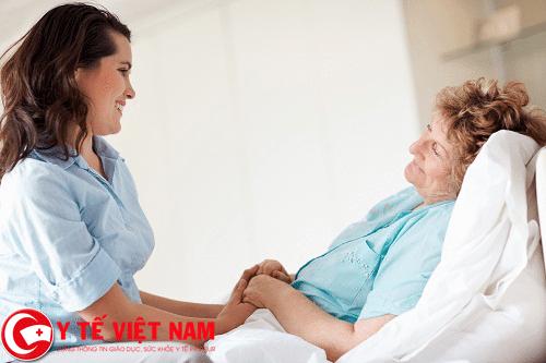 Điều trị triệu chứng bệnh tràn dịch màng phổi hiệu quả