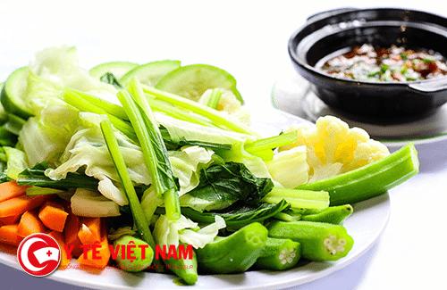 Đồ ăn chay trở thành thực đơn tốt cho sức khỏe