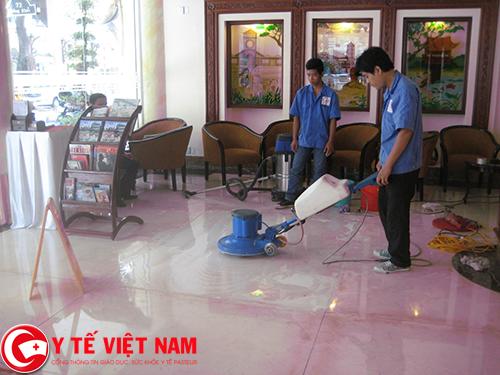 Dọn vệ sinh sạch sẽ cách phòng ngừa bệnh dịch hạch hiệu quả