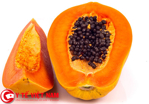 Đu đủ thực phẩm khắc tinh của bệnh trĩ hiệu quả