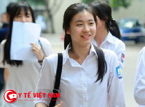 Thí sinh thi THPT Quốc gia trải qua 4 môn thi để xét tốt nghiệp