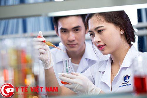 Sinh viên Đại học Dược được phân chuyên ngành từ năm thứ 2