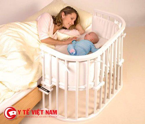 Mẹ hãy tạo không gian ngủ lý tưởng cho bé sâu giấc