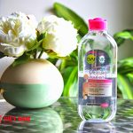 Nước tẩy trang Garnier Pure Active Micellar Cleansing Water