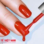 Hạn chế sơn móng tay cách phòng bệnh nấm móng.