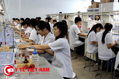 Đại học Dược là nơi đào tạo nhân lực ngành Dược chất lượng cao