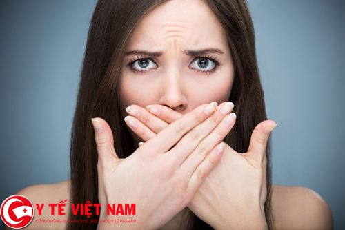 Bệnh hôi miệng là gì?