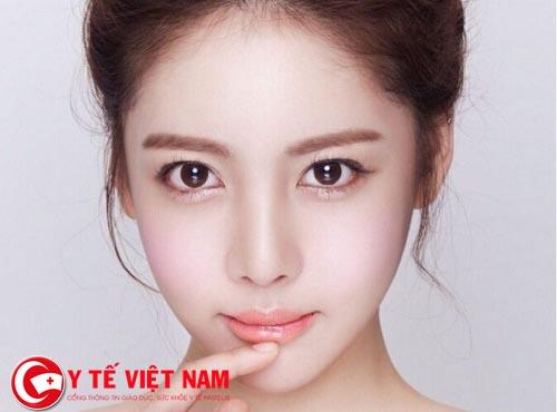 Bấm mí Hàn Quốc ở Hà Nội nhân bản theo công nghệ Hàn Quốc
