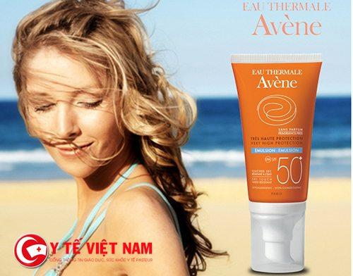 Công dụng của kem chồng nắng Avene Very High Protection