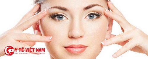 Mở rộng góc mắt được thực hiện đơn giản mang lại hiệu quả thẩm mỹ cao
