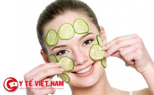 Đắp mặt nạ giúp bạn trắng da mỗi ngày