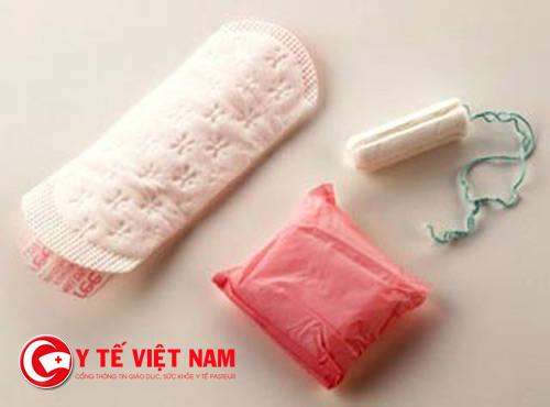 Việc sử dụng băng vệ sinh hàng ngày là không cần thiết