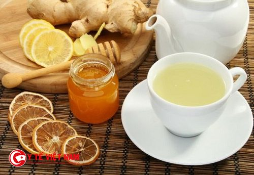 Khởi đầu ngày mới bằng một tách trà gừng sẽ tốt cho cơ thể