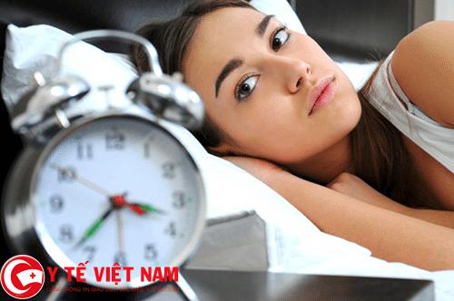 Bệnh viêm mũi dị ứng gây nên tình trạng rối loạn giấc ngủ