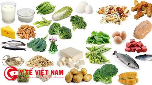 Dinh dưỡng đóng vai trò quan trọng trong việc điều trị bệnh