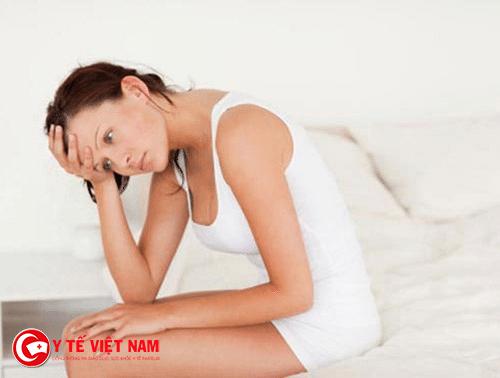 Nấm âm đạo do mất cân bằng cơ thể