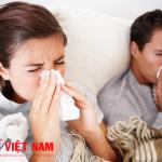 Nguyên nhân gây bệnh cảm cúm