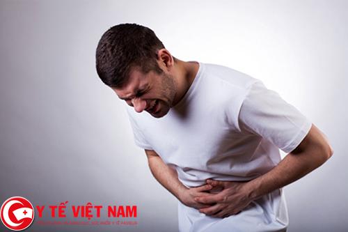 Bệnh viêm tụy gây đau bụng
