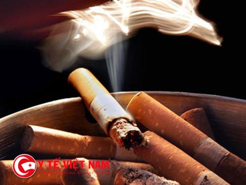 Thuốc lá là nguyên nhân gây ung thư
