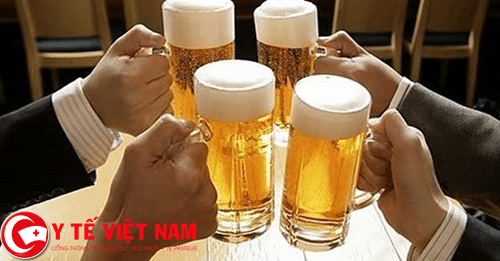 Nguyên tắc điều trị bệnh nóng gan không uống rượu bia
