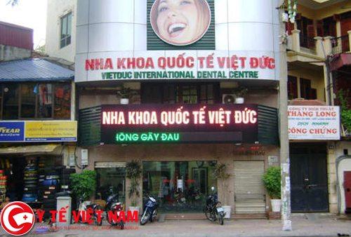 Tuyển dụng nhân viên Y tế làm việc tại Nha khoa Quốc tế Việt Đức