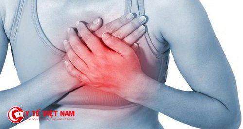 Đừng bao giờ coi thường những cơn đau tức ở vùng ngực