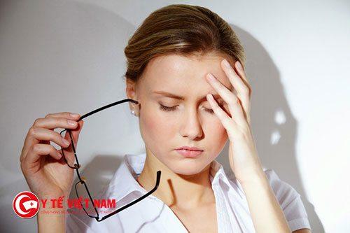 Bệnh lý này khiến người bệnh mệt mỏi, uể oải