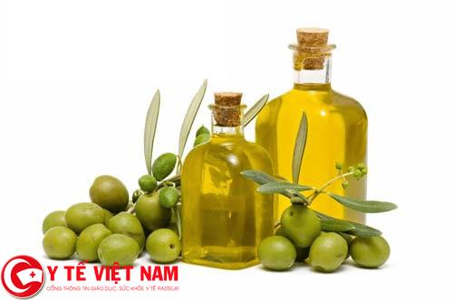 Sử dụng dầu o liu cách phòng ngừa bệnh đột quỵ