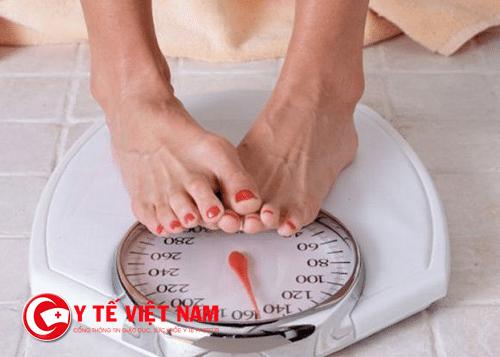 Hãy thận trọng với việc sút cân đột ngột