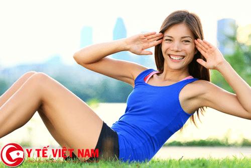 Tập thể dục cách chăm sóc người bệnh ung thư não