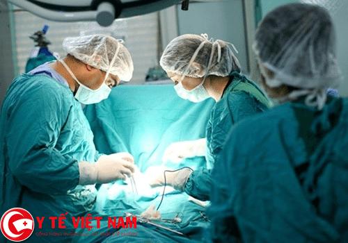 Tây y điều trị bệnh ung thư thực quản hiệu quả