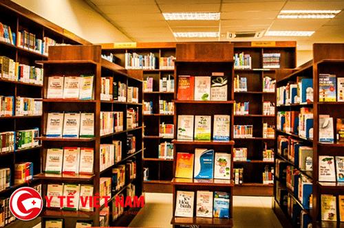 Thư viện là kho tàng tài liệu Y Dược quý giá