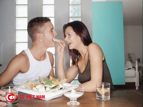 Thực phẩm đóng vai trò quan trọng trong việc kích thích ham muốn