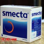 Thuốc điều trị tiêu chảy cấp Smecta