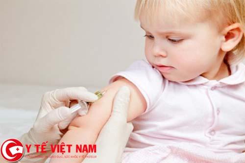 Tiêm phòng vacxin ngừa thủy đậu