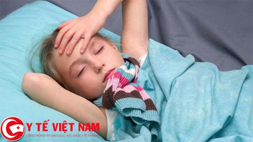 Bệnh viêm phổi ở trẻ nhỏ