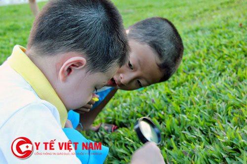 Trẻ có trí thông mình bẩm sinh sẽ có tài năng nổi trội ở nhiều mặt
