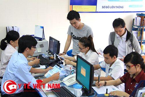 Thí sinh được điều chỉnh nguyện vọng xét tuyển trực tuyến hoặc đến trực tiếp nơi nộp hồ sơ xét tuyển