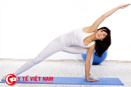 Phương pháp vật lý trị liệu rất tốt cho việc hồi phục sau mổ u đại tràng